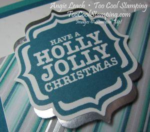 Shoebox festive flurry - jolly 3