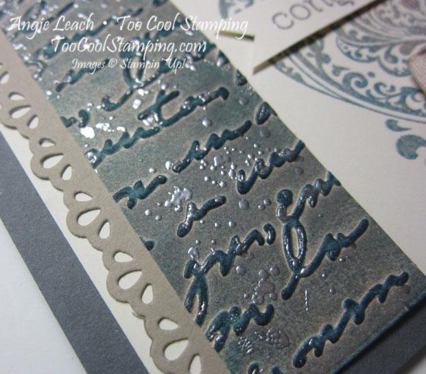 Pretty prints blue - baroque 3