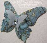Butterfly - mosaic