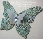 Butterfly - baroque