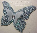 Butterfly - argyle