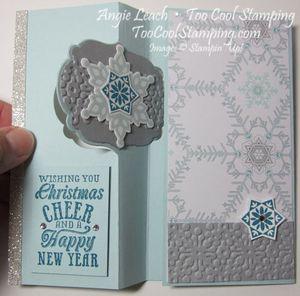 Frosty label thinlit - wide4
