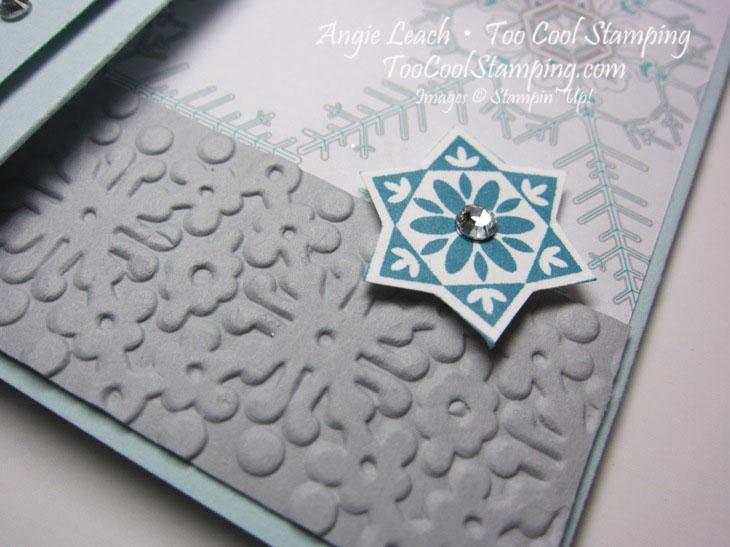 Frosty label thinlit - wide3