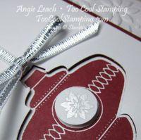 Single Ornament - inset mini