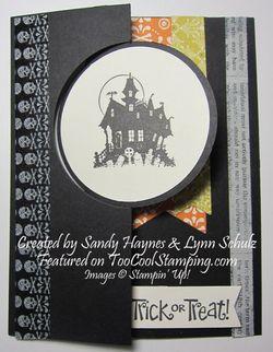 Sandy hayne lynn schulz - haunted flip copy