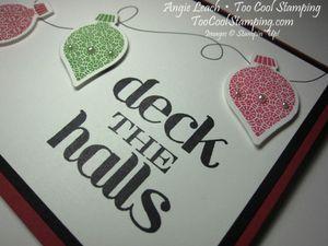 Deck the halls keepsakes - lights2