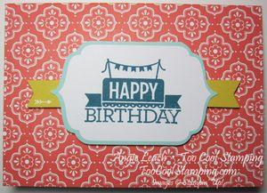 Note 8 - calypso birthday
