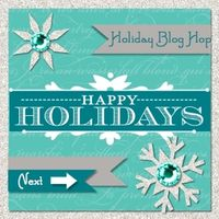 Holiday blog hop - next