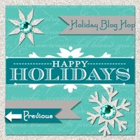 Holiday blog hop - previous
