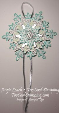 Festive flurry ornament1