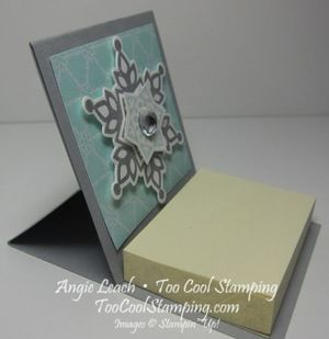 Mini note holder - pool4