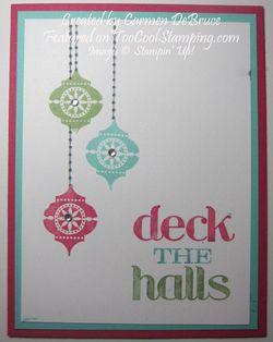 Carmen - deck the halls copy