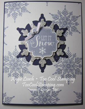 Best of snow - snowflake v2