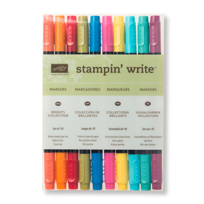 Brights markers 131259L