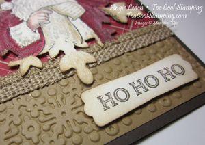 Vintage santa - hohoho3