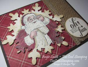 Vintage santa - ohwhatfun2