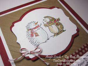 Best of snow - hedgehogs2