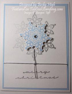 Becky - merry snowflake copy