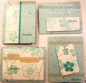 Jodi - thanks by four copy