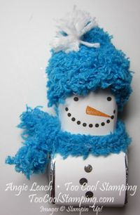 Snuggets - blue with scarf
