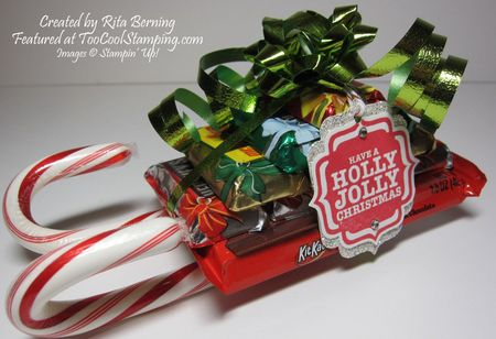 Rita - chocolate sleigh copy