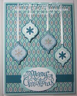 Peggy - mosaic ornaments copy