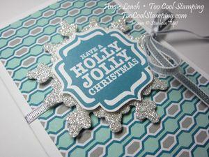 Holly jolly envelope gc holder 2