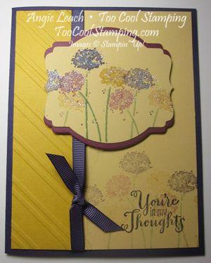 Happy harmony reprise - saffron