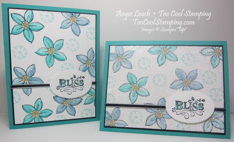 Bliss sab flower - two cool