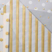 Gold fancy foil 133363G