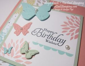 Sweet butterflies - birthday 2
