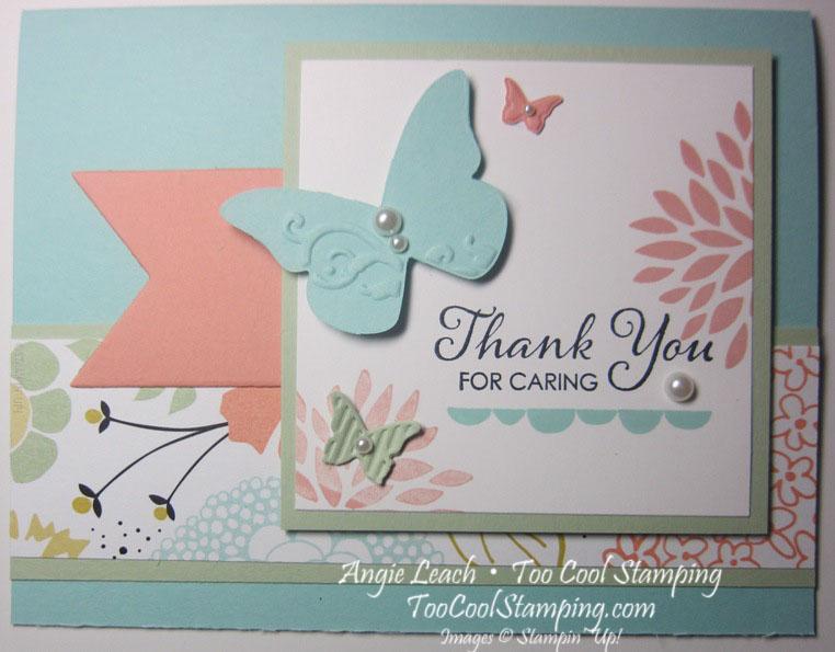 Sweet butterflies - caring