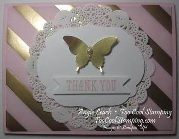Pink golden - thanks