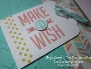 Make a wish - tag