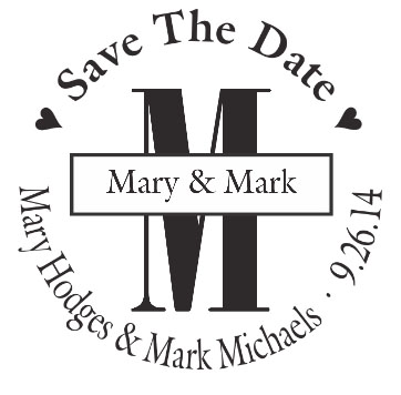 Mono - save the date