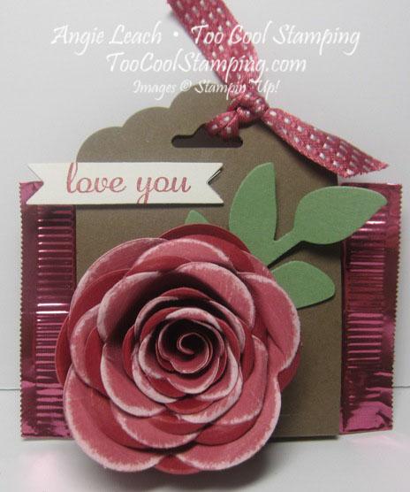 Rose chocolate - 1