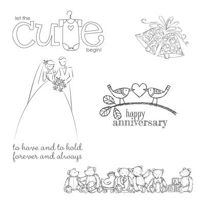 Best of brides & babies 133482L