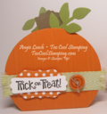 Pumpkin box - treat