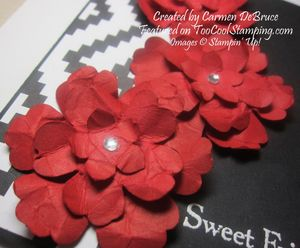 Carmen - red scrunched flowers 2 copy