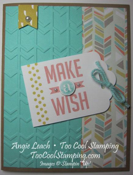 Make a wish - v