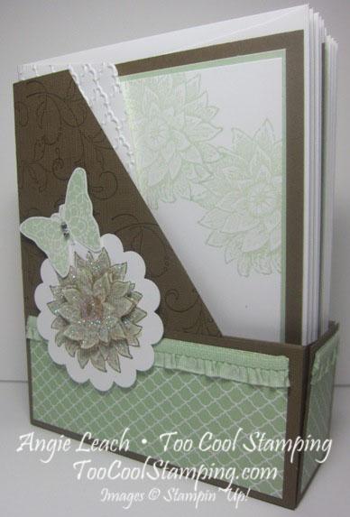 Magazine Holder - pistachio