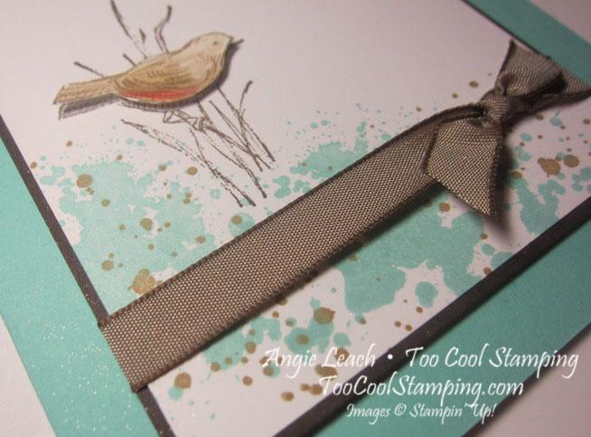 Simply sketched bird - cabana 2