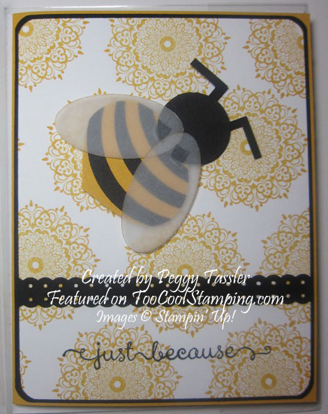 Peggy - just bee cause copy