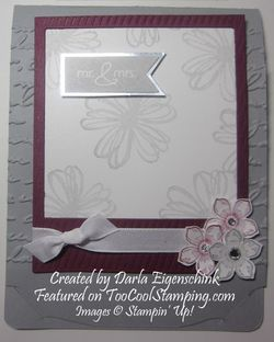 Darla - wedding card gray copy