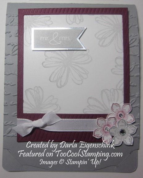Darla - wedding card gray copy