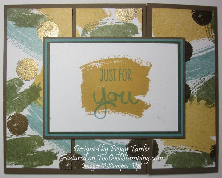 Peggy - work of art gate fold copy