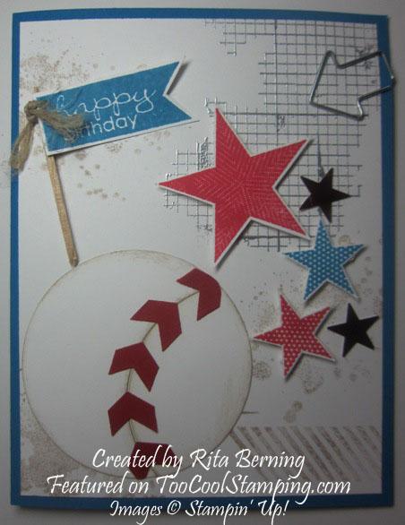 Rita - baseball card copy