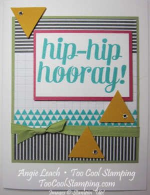 Project Life - hip hip hooray
