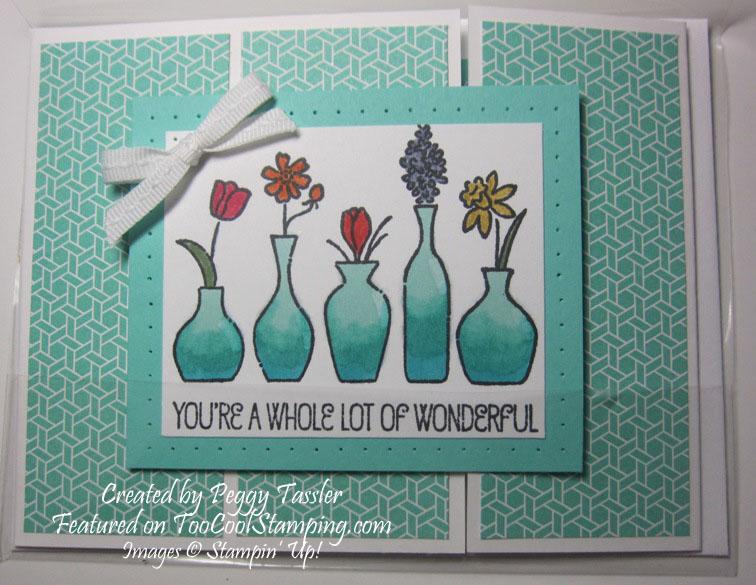 Peggy - vivid vase gate fold copy