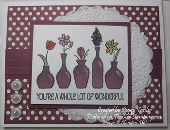 Peggy - vivid vases razzleberry copy